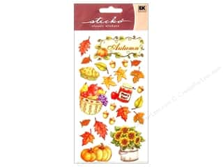 EK Sticko Stickers Beautiful Autumn