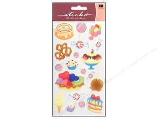 EK Sticko Stickers Candy/Sweets Vellum