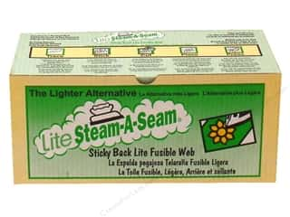 Steam-A-Seam Lite 12&quot;x 25yd Box (25 yards)