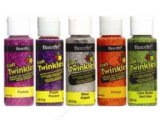 DecoArt Craft Twinkles 2oz