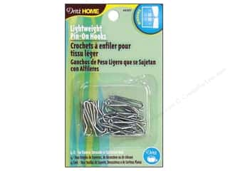 Dritz Home Drapery Hooks Pin On Lightweight 14 pc