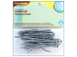 Dritz Home Pleater Hooks Traverse (4 ends) 10 pc