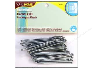 Dritz Home Pleater Hooks Ceiling (4 ends) 10 pc