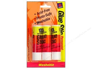 Avery Dennison Avery Glue Sticks: Avery Glue Stick .26 oz. 3 pc. Permanent