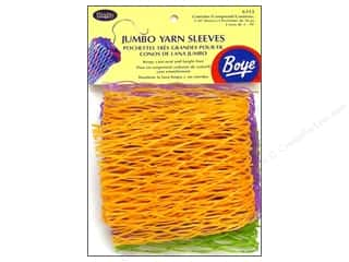Yarn, Knitting, Crochet & Plastic Canvas Boye Yarn Accessories: Boye Yarn Sleeves Jumbo