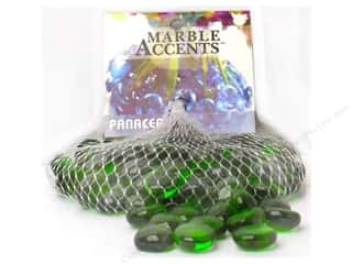Panacea Decorative Accents Glass Gems Forest Green 12oz