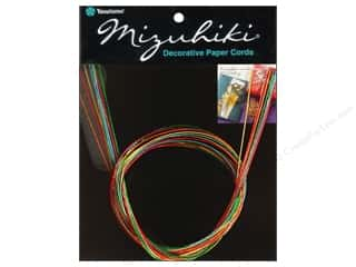 Y&amp;C Mizuhiki Paper Cord 10 Strand Assorted Prism