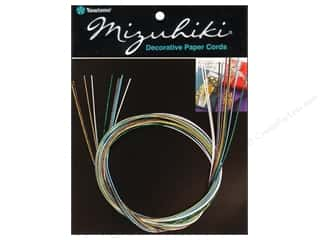 Y&amp;C Mizuhiki Paper Cord 10 Strand Asyd Silk Met