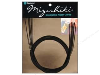 Y&amp;C Mizuhiki Paper Cord 10 Strand Black