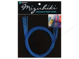 Y&amp;C Mizuhiki Paper Cord 10 Strand Silk Blue