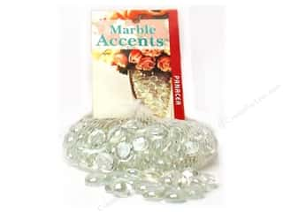 Panacea Decorative Glass Mini Gems Lustre Clear