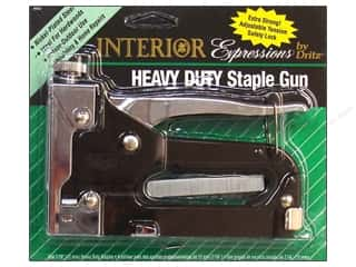 Staples Tools: Heavy Duty Staple Gun by Dritz Home