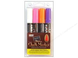 Drawing $4 - $6: Uchida Bistro Chalk Marker Set B 4 pc.