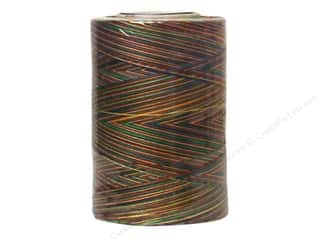 Coats &amp; Clark Star Variegated Mercerized Cotton Quilting Thread 1200 yd. Mexicana