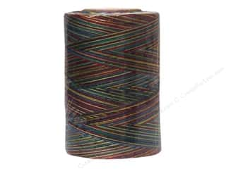 Coats &amp; Clark Star Variegated Mercerized Cotton Quilting Thread 1200 yd. Jewels