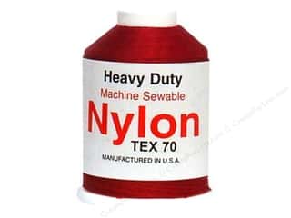 Nylon Thread / Monofillament Thread: Super Tuff Upholstery Thread Nylon Tex70 Scarlet