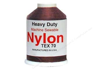 Nylon Thread / Monofillament Thread: Super Tuff Upholstery Thread Nylon Tex70 Chestnut