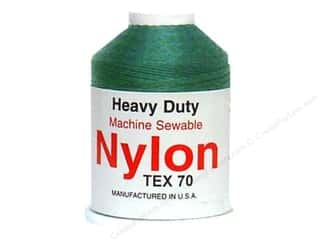 Nylon Thread / Monofillament Thread: Super Tuff Upholstery Thread Nylon Tex70 Forest Green