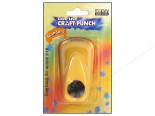 Punches: Uchida Clever Lever Craft Punch 5/8 in. Circle