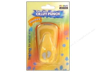 Uchida: Uchida Clever Lever Craft Punch 5/8 in. Feet