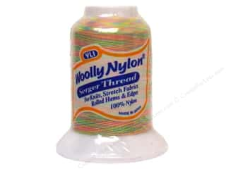 YLI Woolly Nylon Thread Variegated 1000M Pastels
