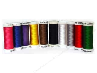 sulky hot: Sulky Rayon Thread 40 wt. Top 10 Sampler