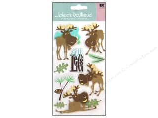 Jolee's Boutique Stickers Large Moose Legs