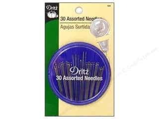 Needles / Hand Needles Hand Embroidery Needles: Needles Assorted by Dritz 30pc
