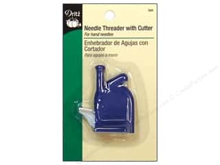 automatic needle threader: Dritz Needle Threader Automatic with Cutter