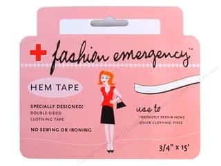 "Rhode Island: Rhode Island Fashion Emergency Hem Tape 3/4""x 15'"