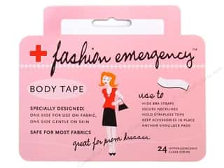 Lint Removers Rhode Island Fashion Emergency: Rhode Island Fashion Emergency Body Tape 24 pc