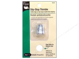 Dritz Thimbles Slip Stop Small