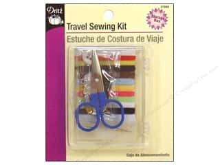 Dritz Sewing Kit: Travel Sewing Kit by Dritz With Case