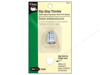 Dritz Thimbles Slip Stop Petite