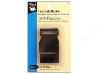 Buckles 1 in: Parachute Buckle by Dritz 1 in. Black