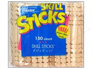 Kids Crafts: Forster Skill Sticks 150pc