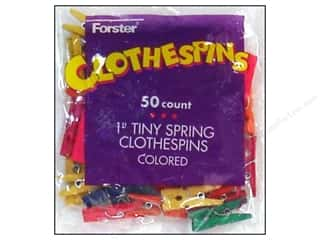 Forster Clothespin Tiny Colored Spring