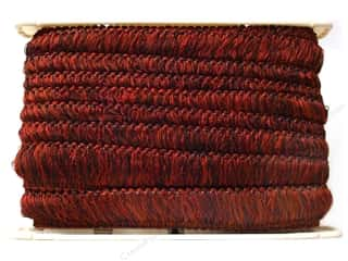 Conso Chocolat Loop Fringe 2&quot; Cinnamon Praline (12 yards)