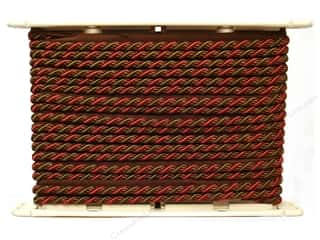 "Conso Brown: Conso Alexander Cord with Lip 3/8"" Cocoa Coral (12 yards)"
