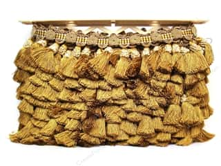 Conso Alexander Tassel Fringe 3 3/4&quot; Oyster (12 yards)