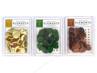 American Crafts Elements Brads, SALE $2.39-$4.89.