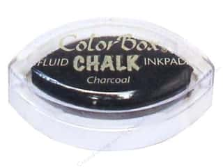 Pads Height: ColorBox Fluid Chalk Inkpad Cat's Eye Charcoal