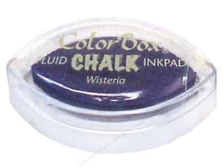 Clearance ColorBox Fluid Chalk Mini Ink Pad: ColorBox Fluid Chalk Inkpad Cat's Eye Wisteria