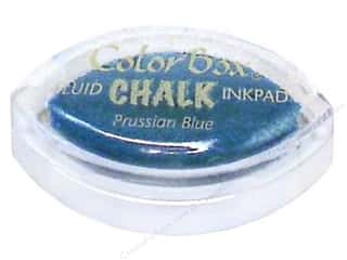 ColorBox Fluid Chalk Ink Pad Cat&#39;s Eye Prussian Blue