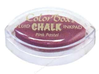 Chalk $2 - $4: ColorBox Fluid Chalk Inkpad Cat's Eye Pink Pastel