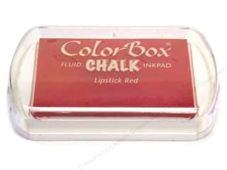 ColorBox Fluid Chalk Ink Pad Full Size Lipstick Red