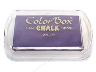 ColorBox Fluid Chalk Ink Pad Full Size Wisteria