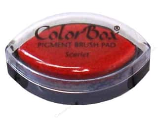 ColorBox Pigment Inkpad Cat's Eye Scarlet