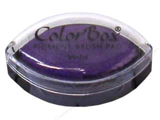 Clearsnap ColorBox Pigment Inkpad Cat's Eye: ColorBox Pigment Inkpad Cat's Eye Violet