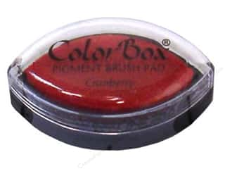 Clearsnap ColorBox Pigment Inkpad Cat's Eye: ColorBox Pigment Inkpad Cat's Eye Cranberry